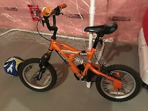 Junior Bike ALMOST NEW
