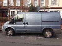 Transit SWB Great Van 2 litre TDCI.