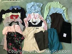 Ladies Small Clothing 1 - B