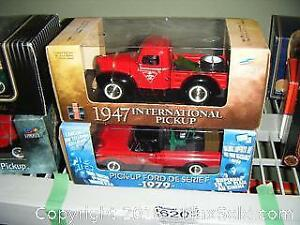 Canadian Tire Collectible Model Trucks A