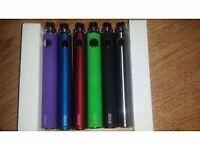 80+ shisha pens / e cig batteries JOB LOT BUNDLE