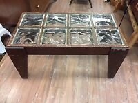 GLASS BLOCKS COFFEE TABLE Ottawa Ottawa / Gatineau Area Preview