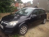 Vauxhall Astra 2005 complete car for spares or repair