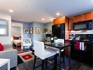 Fully Furnished 1-Bedroom Garden Suite - Central Vancouver