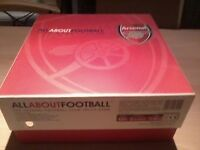 Arsenal Board Game and Books