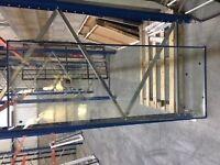 Double Glazed Unit approx size 1169 x 965 mm