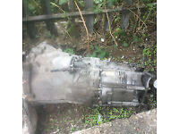 bmw e46 320d gearbox manual for sale or fitted call