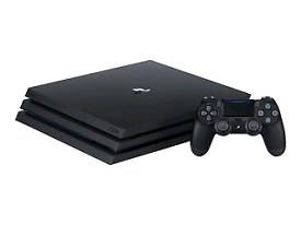 Playstation 4 Pro immaculate condition