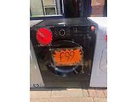 **£99** 8KG BLACK BEKO A+++ WASHING MACHINE