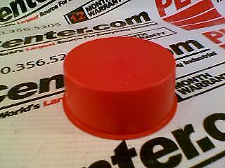 """VTP-6 Lot of 100 New Red Caplugs for 3//4/"""" NPT or 1-1//16/"""" Standard Holes"""