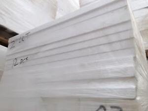 Quantity Bags New Sheet EPS (Styrofoam) Insulation