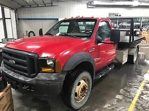 2007 Ford CHASSIS-CAB F450 2WD