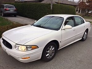 Fully loaded leather 2005 Buick Lasabre with only 132,000kms $35