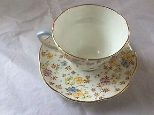 Vintage EB Foley China Est. 1948-1963 English Fine Bone China Ch