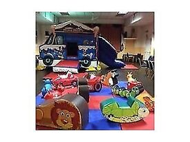 Mickey and Mini Mouse Castle with Soft Play