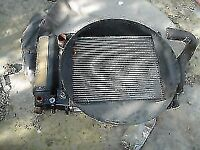 BMW e30 radiator 316i automatic