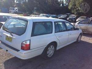 WRECKING 2006 FORD FALCON BF WAGON 4.0 AUTO-PARTS CENTRAL AUSTRAL Austral Liverpool Area Preview