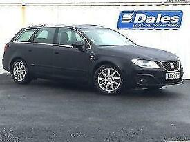 2012 Seat Exeo 2.0 TDI CR Ecomotive SE Tech 5dr [143] 5 door Estate