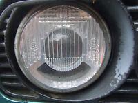 BMW 316i 320 estate E30 Lagunengrun-metallic HEADLIGHT - Bosch breaking for parts