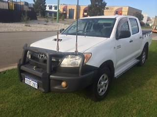 2007 Toyota Hilux Malaga Swan Area Preview