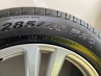 Pirelli scorpion tyres for a Q7 offers over £700 great deal 1st come will buy