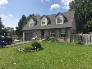 Beautiful 4 Bedroom / 1.5 Bath ~~  House For Rent For Sept 1st !