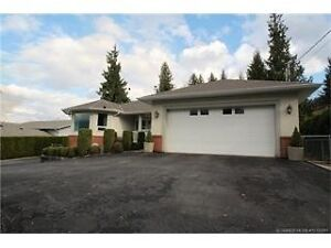 Salmon Arm 2BR upper for rent