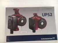 Circulating pump Grundfos UPS2