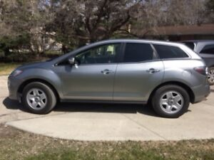 2012 Mazda CX-7 Fully Loaded - GT SUV, Crossover