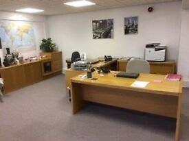 Rent a desk space in fully refurbished offices in Knowle Solihull