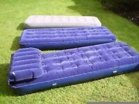 Single flock airbed (Choice of two)