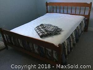 Double Size Bed C