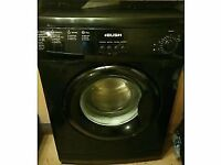 Bush F721QB 7kg 1200 Spin Black A+ Rated Washing Machine 1 YEAR GUARANTEE FREE FITTING