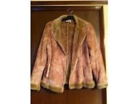 PAPAYA BROWN JACKET (SIZE 12)