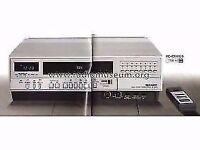 SHARP VC8300HW VCR,