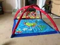 Mothercare activity play mat