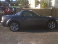 IMMACULATE Mazda MX5 retractable hard top roof, low mileage, great little runner