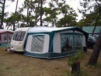 Bradcot classic 990 cms awning