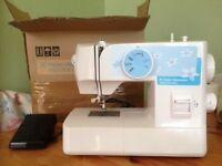 Sewing machine, brand new