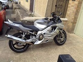 Honda CBR600F, 2006, excellent condition, rides perfectly, Long MOT