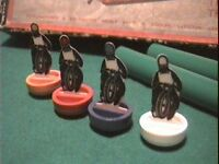 Wanted Subbuteo 50's, 60's, 70's, football, speedway, motor and space games.
