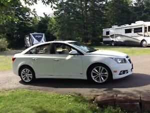 2014 Chevrolet Cruze LTZ $15,500