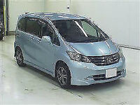 FRESH IMPORT LATE 2008 HONDA FREED 1.5 AUTOMATIC 7 SEATER NOT STEPWAGON JAZZ
