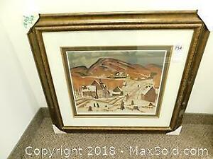 A. J. Casson Limited Edition Print A