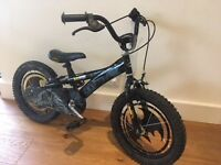 "Batman kids bike - 16"" wheels - fantastic condition"