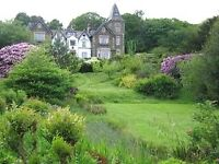 A couple and a single person wanted to help run Yewfield vegetarian guest house
