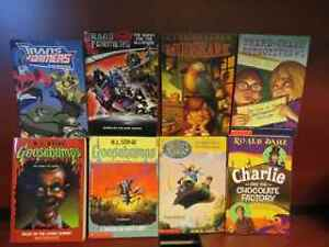 Large Lot of Boys Books in excellent condition