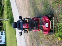 Scooter 1600 OBO