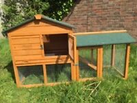 Rabbit / Guniea Pig Hutch for sale near maidstone - collection only