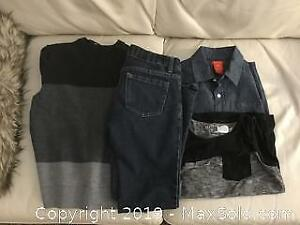 Boys Clothes Size 7 To 10